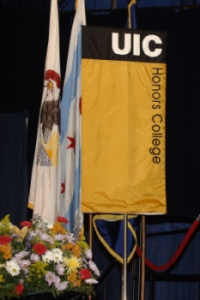 U I C Honors College Banner